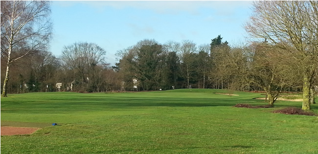 maybury par3 course hoebridge surrey