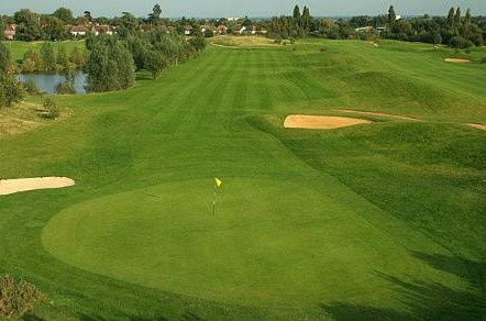 vView of Sunbury Golf Course